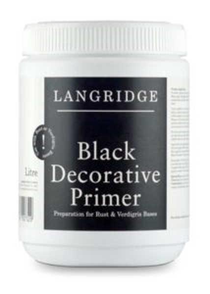 Picture of Langridge Black Decortive Primer 500ml
