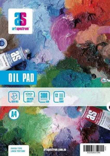Picture of Art Spectrum Oil Painting Pad