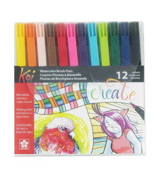 Picture of Sakura Koi Watercolour Brush Pen Sets
