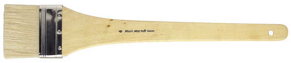 Picture of Mont Marte Long Handle Gesso Brush 6
