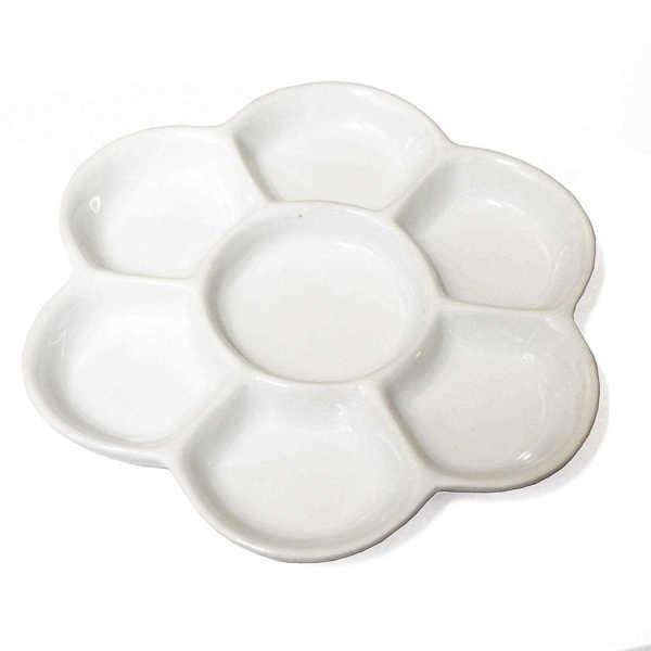 Picture of Porcelain Flower Palette 12cm