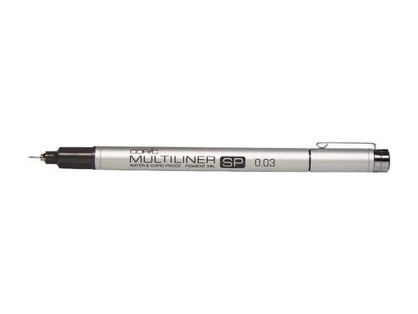 Picture of Copic MultiLiner SP Drawing Pen