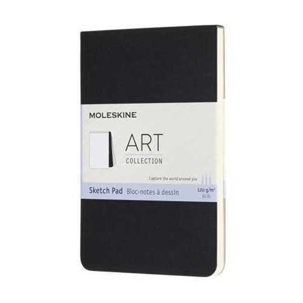 Picture of Moleskine Art Sketchpad Black Pocket 9x14