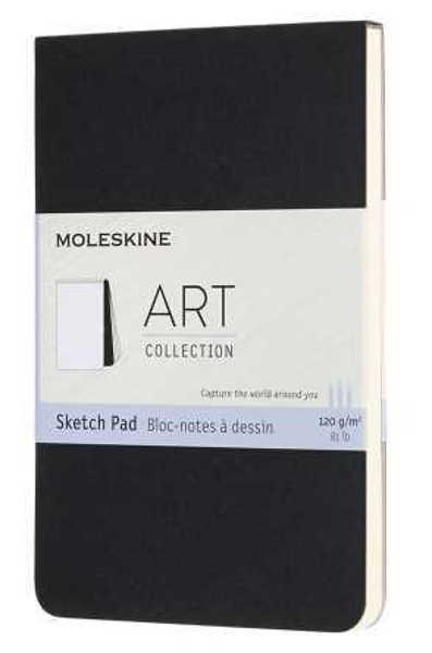 Picture of Moleskine Art Sketchpad Black Large 13x21