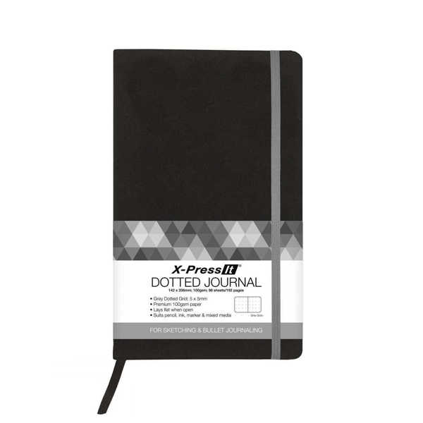 Picture of Xpress It Dotted Journal A5