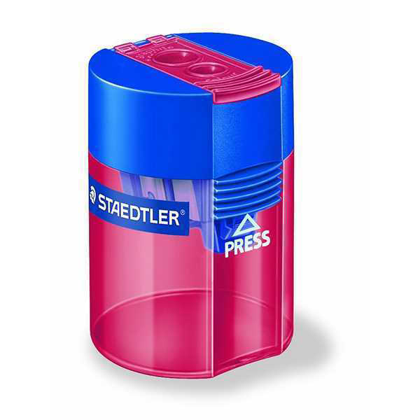 Picture of Staedtler 512 Double hole Colour tub sharpener
