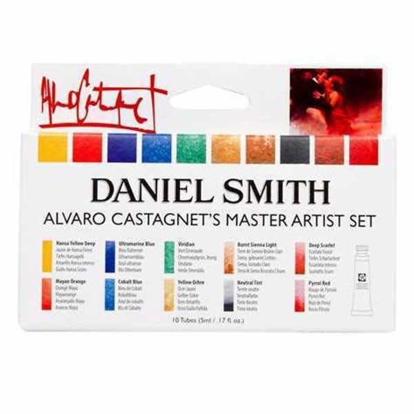 Picture of Daniel Smith Watercolour  Alvaro Master Set