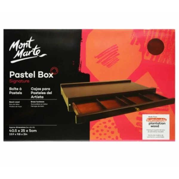 Picture of Mont Marte Signature Pastel Box Single Deck