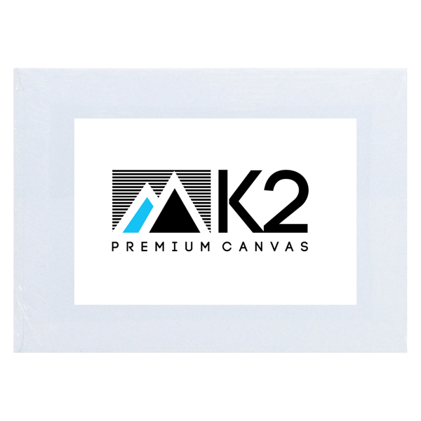 Picture of K2 Canvas Panel MDF - 28x35cm
